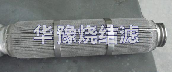 不锈钢滤芯/烧结网滤芯